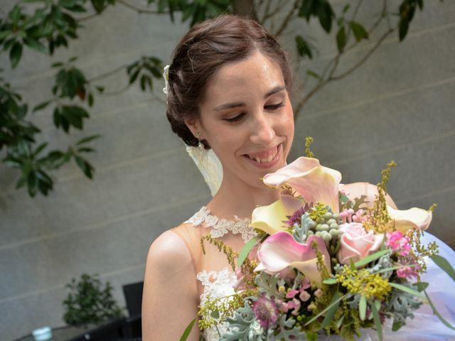 La boda de Carlos y Mari Carmen en Madrid, Madrid 140