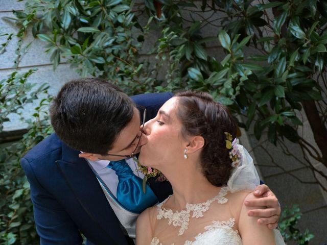 La boda de Carlos y Mari Carmen en Madrid, Madrid 148