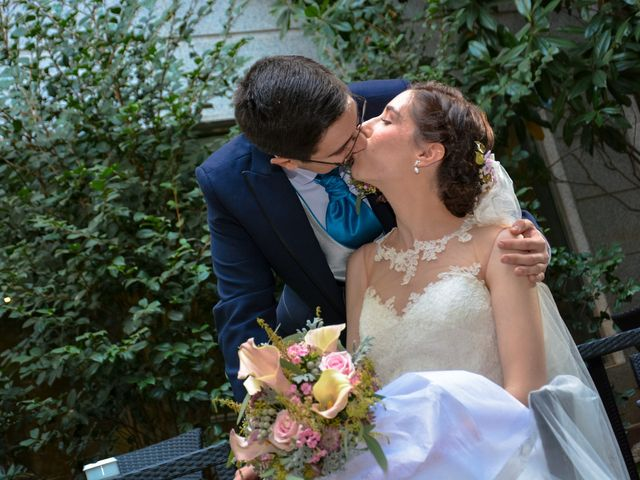 La boda de Carlos y Mari Carmen en Madrid, Madrid 149