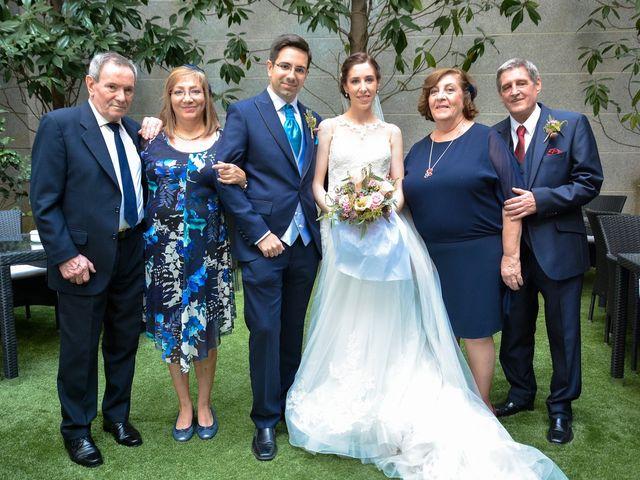 La boda de Carlos y Mari Carmen en Madrid, Madrid 153