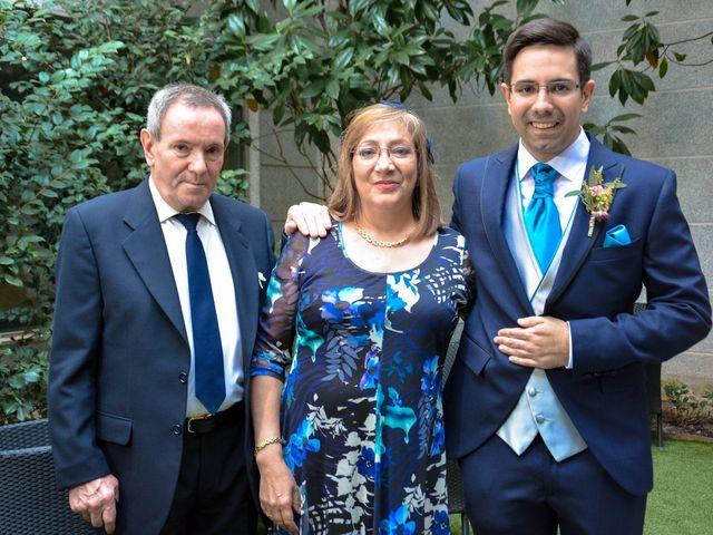 La boda de Carlos y Mari Carmen en Madrid, Madrid 155