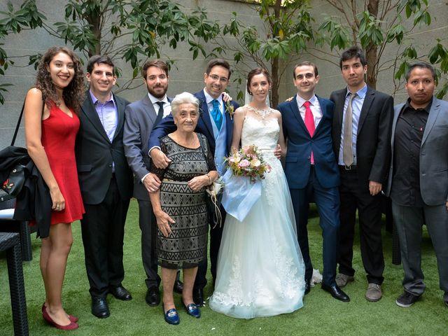 La boda de Carlos y Mari Carmen en Madrid, Madrid 158