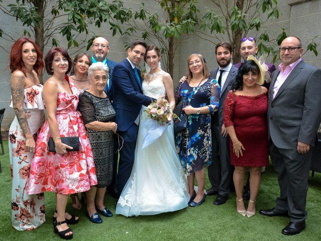 La boda de Carlos y Mari Carmen en Madrid, Madrid 160