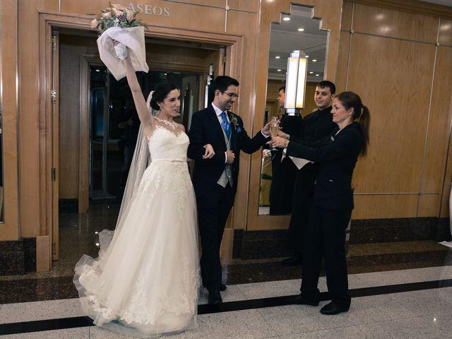 La boda de Carlos y Mari Carmen en Madrid, Madrid 161