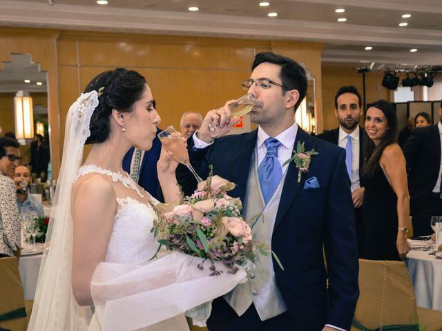 La boda de Carlos y Mari Carmen en Madrid, Madrid 163