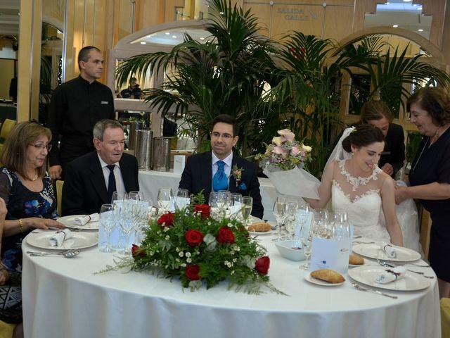 La boda de Carlos y Mari Carmen en Madrid, Madrid 164
