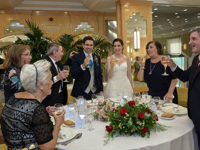 La boda de Carlos y Mari Carmen en Madrid, Madrid 167