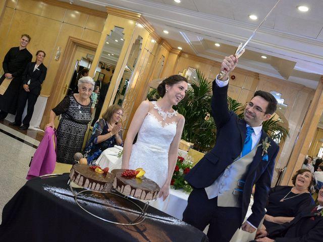 La boda de Carlos y Mari Carmen en Madrid, Madrid 169