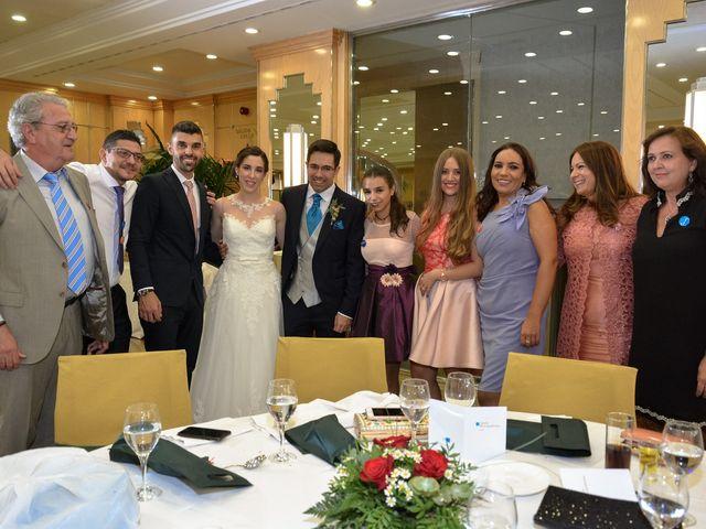 La boda de Carlos y Mari Carmen en Madrid, Madrid 185