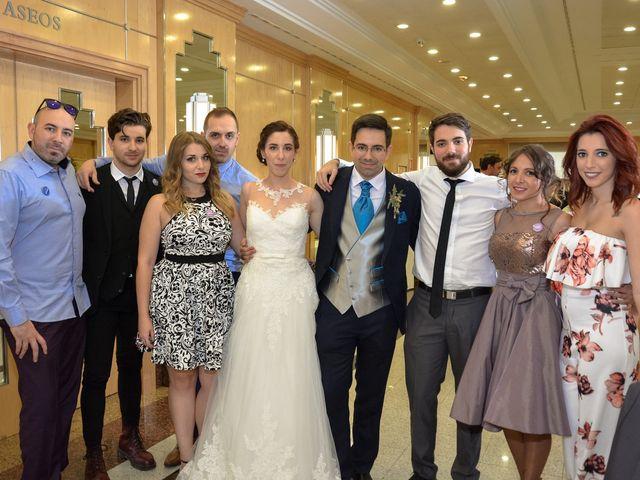 La boda de Carlos y Mari Carmen en Madrid, Madrid 188
