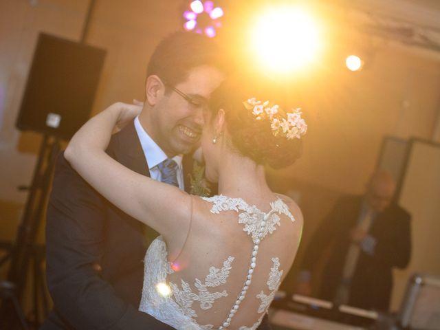 La boda de Carlos y Mari Carmen en Madrid, Madrid 202