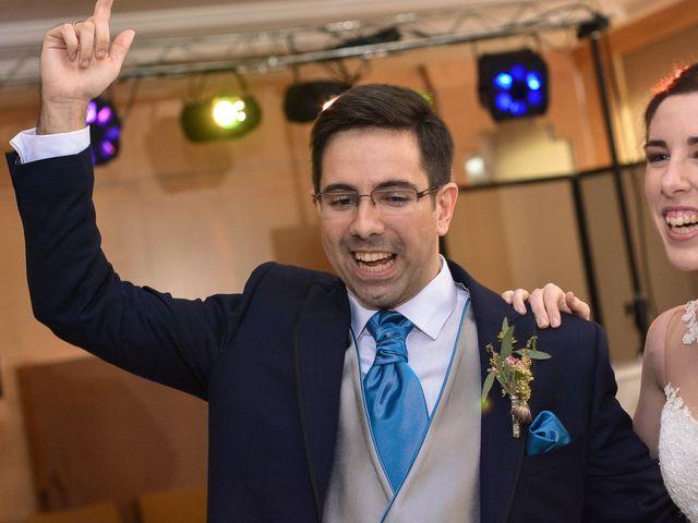 La boda de Carlos y Mari Carmen en Madrid, Madrid 203