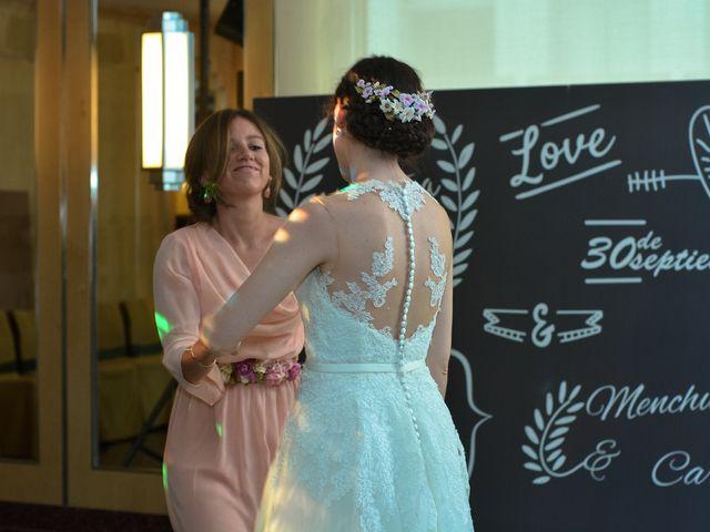 La boda de Carlos y Mari Carmen en Madrid, Madrid 204