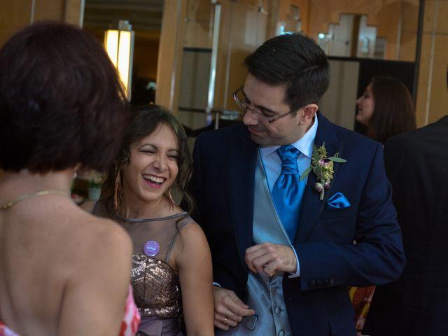 La boda de Carlos y Mari Carmen en Madrid, Madrid 207