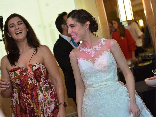 La boda de Carlos y Mari Carmen en Madrid, Madrid 219