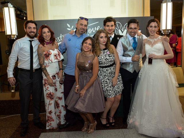 La boda de Carlos y Mari Carmen en Madrid, Madrid 241