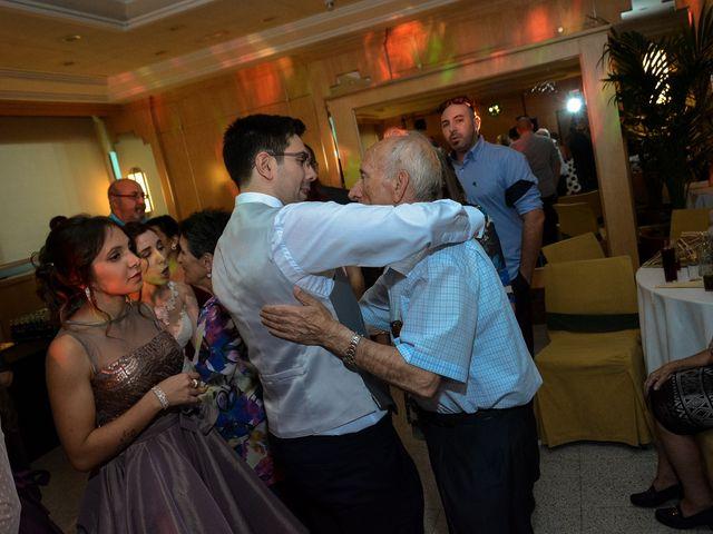 La boda de Carlos y Mari Carmen en Madrid, Madrid 254
