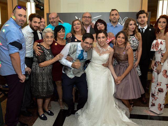 La boda de Carlos y Mari Carmen en Madrid, Madrid 256