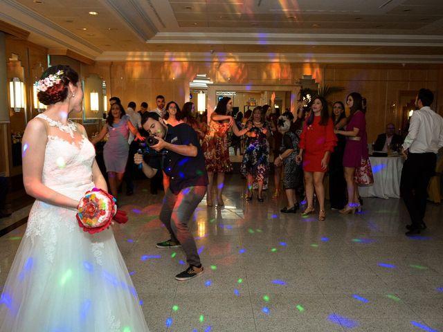 La boda de Carlos y Mari Carmen en Madrid, Madrid 260