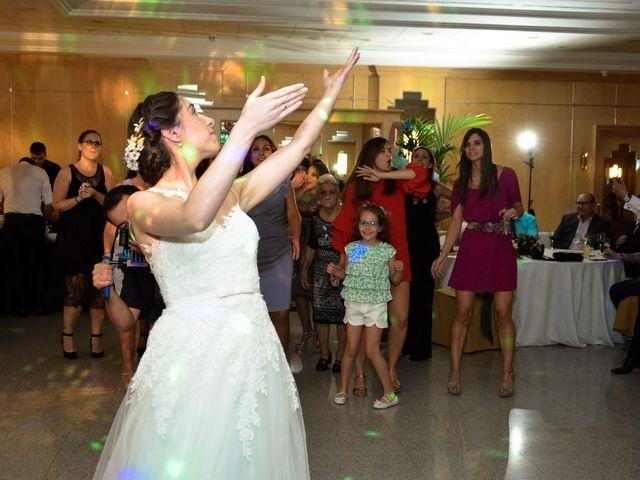 La boda de Carlos y Mari Carmen en Madrid, Madrid 261