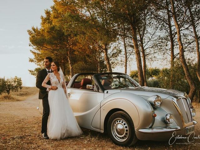 La boda de Javi y Laura en Torredelcampo, Jaén 2