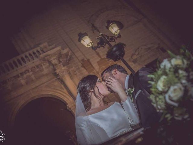 La boda de Andrés Felipe y Ana en Chiclana De La Frontera, Cádiz 1