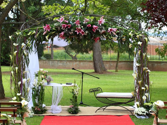 La boda de Javier y Begoña en Navarrete, La Rioja 8