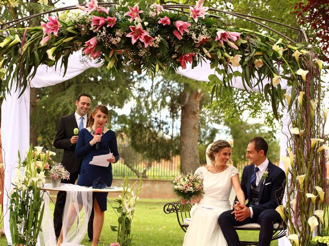 La boda de Javier y Begoña en Navarrete, La Rioja 13