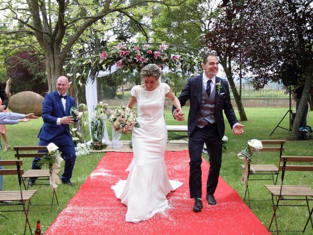 La boda de Javier y Begoña en Navarrete, La Rioja 22