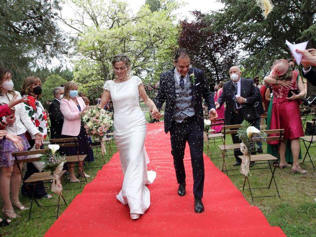 La boda de Javier y Begoña en Navarrete, La Rioja 23