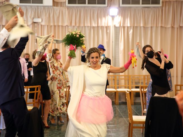 La boda de Javier y Begoña en Navarrete, La Rioja 25