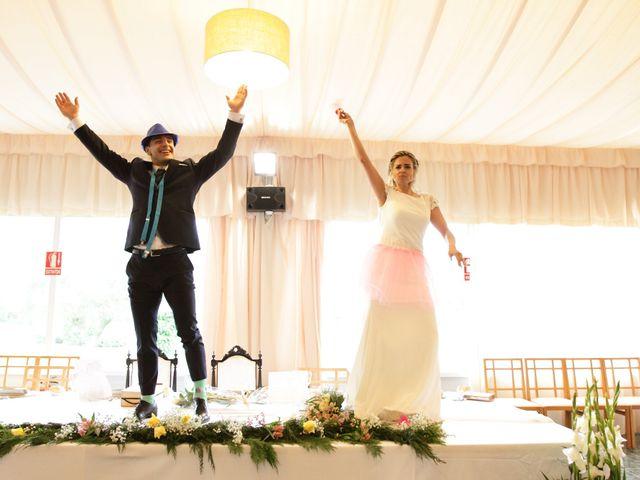 La boda de Javier y Begoña en Navarrete, La Rioja 29