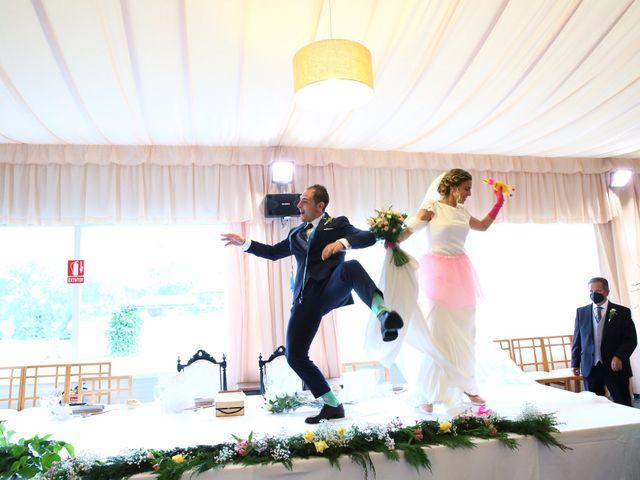 La boda de Javier y Begoña en Navarrete, La Rioja 30