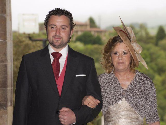 La boda de Emilio y Isabel en Caranceja, Cantabria 5