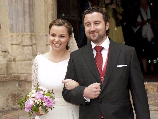 La boda de Emilio y Isabel en Caranceja, Cantabria 10