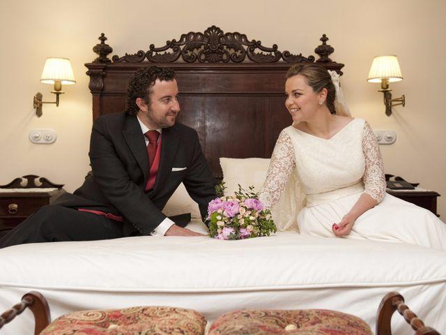 La boda de Emilio y Isabel en Caranceja, Cantabria 14