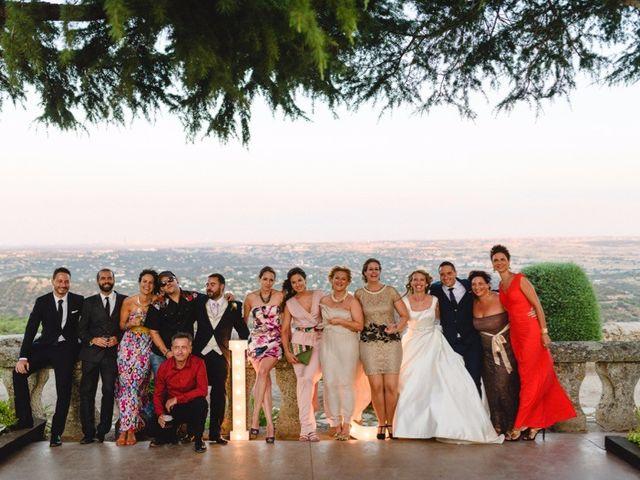 La boda de Ignacio y Celia en Torrelodones, Madrid 12