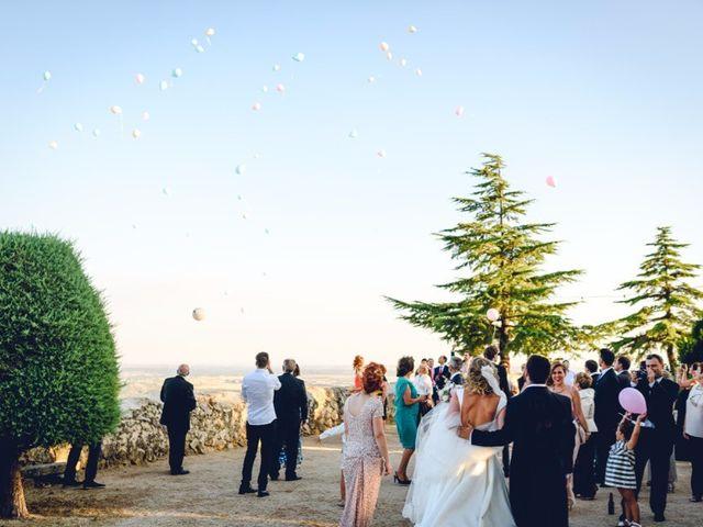 La boda de Ignacio y Celia en Torrelodones, Madrid 17