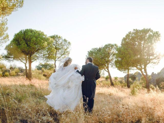 La boda de Ignacio y Celia en Torrelodones, Madrid 20