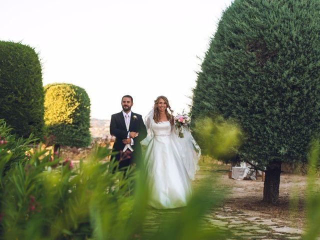 La boda de Ignacio y Celia en Torrelodones, Madrid 22