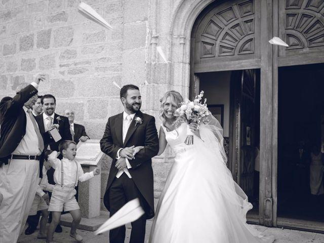 La boda de Ignacio y Celia en Torrelodones, Madrid 27