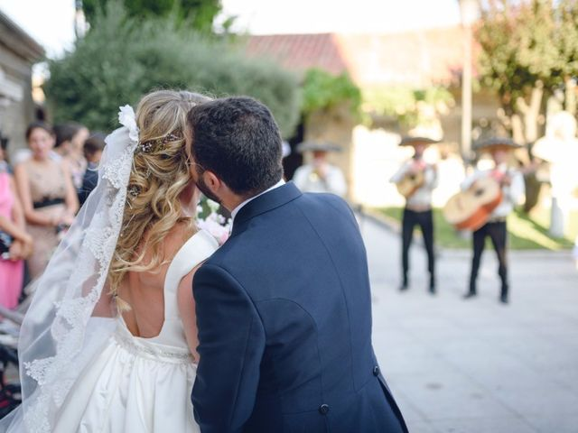 La boda de Ignacio y Celia en Torrelodones, Madrid 28