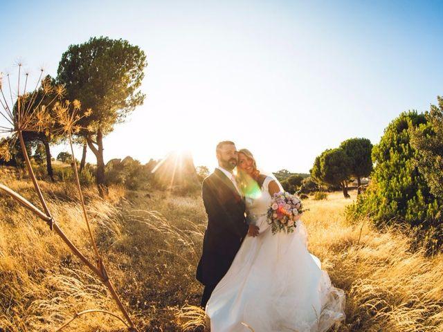 La boda de Ignacio y Celia en Torrelodones, Madrid 30