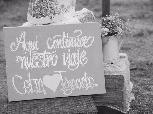 La boda de Ignacio y Celia en Torrelodones, Madrid 33