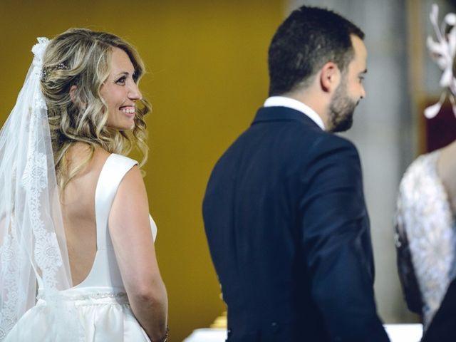 La boda de Ignacio y Celia en Torrelodones, Madrid 35
