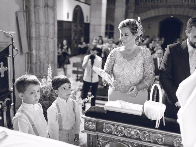 La boda de Ignacio y Celia en Torrelodones, Madrid 36