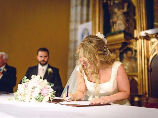 La boda de Ignacio y Celia en Torrelodones, Madrid 37