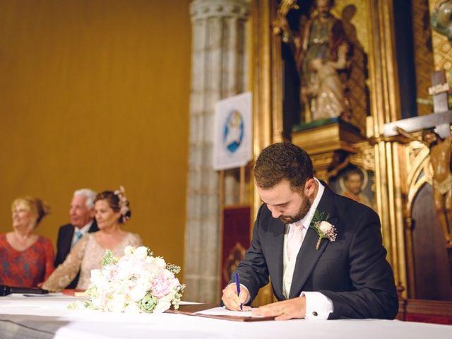 La boda de Ignacio y Celia en Torrelodones, Madrid 38