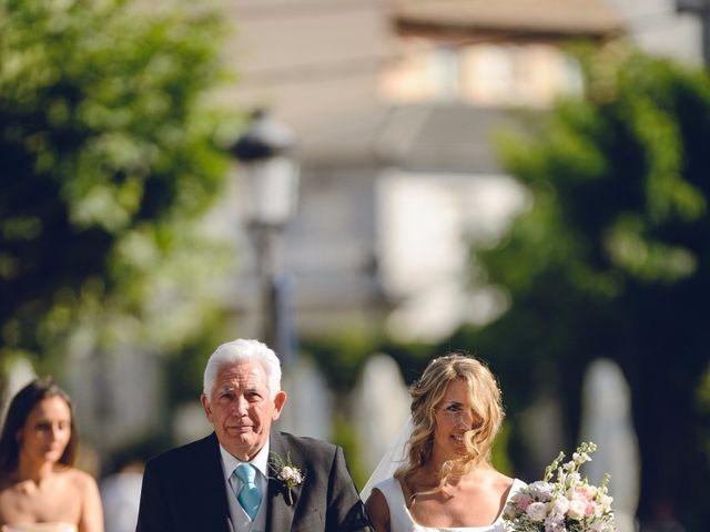 La boda de Ignacio y Celia en Torrelodones, Madrid 42