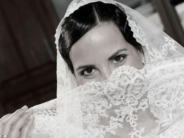 La boda de Bati  y Ampi en Alfafar, Valencia 1